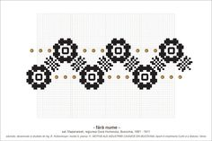 Folk Embroidery, Learn Embroidery, Cross Stitch Embroidery, Embroidery Patterns, Cross Stitch Patterns, Machine Embroidery, Fair Isle Pattern, Antique Quilts, Beading Patterns