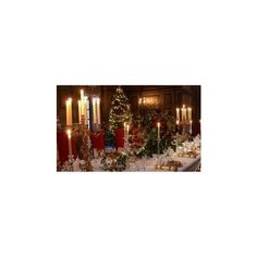 Christmas Dinner the Easy Way Truefoodie ❤ liked on Polyvore featuring home and kitchen & dining