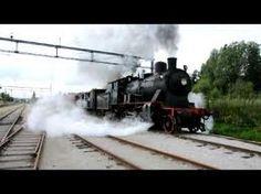 Steam Locomotive, Train, Vehicles, Art, Cars, Vehicle
