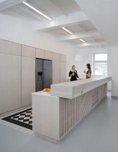 Innenarchitektur Stuttgart - Büro, Office, Movet Office Loft ... | {Büro küche design 48}