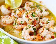 Roasted Shrimp Scampi - Easy Recipes at RasaMalaysia.com