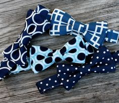Hey, I found this really awesome Etsy listing at https://www.etsy.com/listing/78505929/boys-ties-in-navy-navy-bow-tie-navy