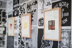 #friendsoftype #letterpress #art #artshow #gallery