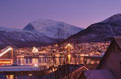 Fear of the Dark: Tromso, Norway