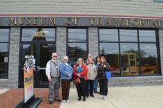 Group at the Transportation Museum in downtown Oakland, Maryland Historical Landmarks, Group Tours, Maryland, Attraction, Transportation, Museum, Museums