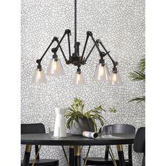 It's about Romi Amsterdam plafondlamp glas | FLINDERS Decor, Lamp, Ceiling Lights, Ceiling, Home Decor, Light, Chandelier, Track Lighting