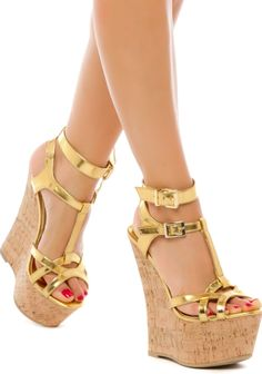 Marya Wedge Heel