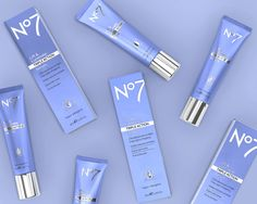 No7 Lift & Luminate TRIPLE ACTION Serum — The Dieline - Branding & Packaging