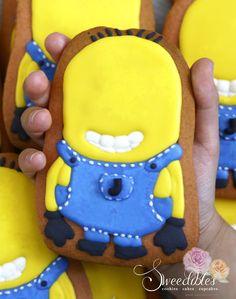 Minion Cookie