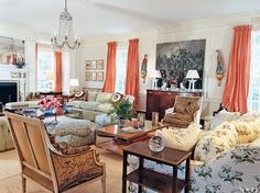 [image71.png] Tory Burch living room. Use of Branca Chintz F. Schumacher