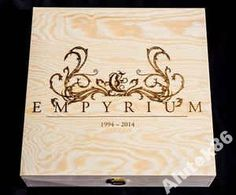 Empyrium 1994-2014  BOX 9 LP MINT