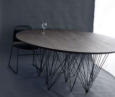 Jonas Rylander's #spider60 table has 60 legs. | MOCO LOCO