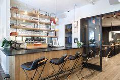 Haven's Kitchen by Turett Collaborative Architects