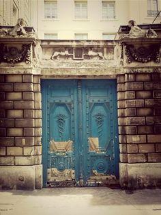 morbider Charme in Paris