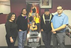 Help locals make a frackin' movie - THE HERALD - March 26, 2015