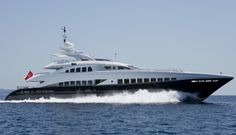Heesen 44m luxury yacht Zentric (Project name)