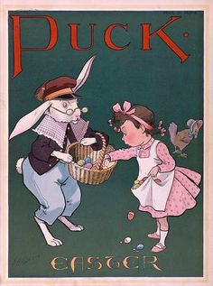 Puck Magazine, Easter 1903 | by The Bees Knees Daily