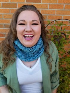 Infinity scarf by TooLegitToKnitCrafts on Etsy