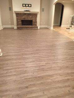 Photo of P & Q Flooring - Doraville, GA, United States. Bliss COREtec One New Standard: Promenade Engineered Luxury Vinyl Plank 967