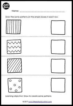 littledotseducation   VPK   Matching worksheets, Preschool ...