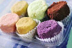 Flavored Sylvanna Balls P95 for 6pcs by purpledoll, via Flickr