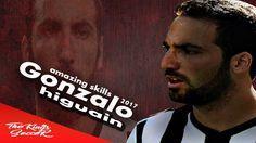 gonzalo higuain-2017 || amazing skills and goals || juventus || HD