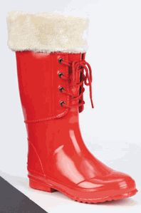 Red Dove Boots