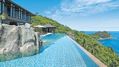 seychelles homes | Selling Point: Big Splashes | Robb Report Exceptional Properties