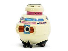 Compurobot programmable toy robot - CHM Revolution