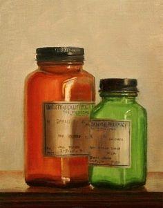 James Edmonds. Medicine Bottles, 2012