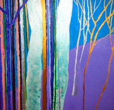 Magical Forest VI (2010) by Rebecca Schweiger