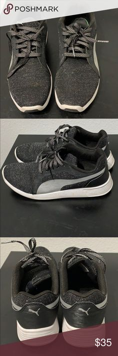 5e03dc78f Puma sneakers Preowned sneakers in excellent condition. Always worn with  socks- normal wear underneath