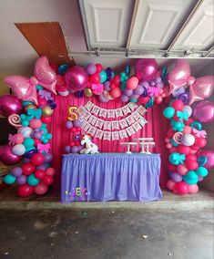 Bows make everything better! 🎀Celebrated princess Isabella's birthday with a Jojo Siwa theme 🎈🎀🎈 Jojo Siwa Birthday Cake, Minnie Birthday, 6th Birthday Parties, Birthday Fun, Birthday Ideas, Candy Party, Birthday Decorations, Birthday Backdrop, Balloons