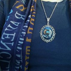 Ravenclaw necklace