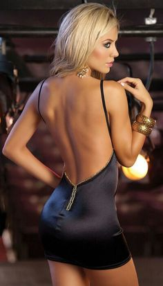 Sexy but classy back