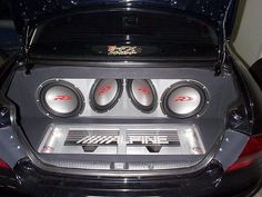 1000+ images about Speakers on Pinterest | Car audio, Car Audio ...