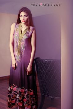Lilac Damask from Tena Durrani's Marquis Collection Code: Q58  For queries, orders and appointments please email us on info@tenadurrani.com, call us on 0321 232 4600 or visit www.tenadurrani.com. #tenadurrani#collection#beautiful#pakstyle#love#bridal#eastern#fashion#style#luxury#couture#pakistan#islamabad#lahore#karachi#london#dubai#styleonpaper#pakistandesigners#pakistanfashion#pakistanidesigner  Reblog