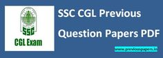 Previous Question Papers PDF SSC CGL RRB: SSC CGL Previous Question Papers PDF Download Tire... Old Question Papers, Previous Question Papers, Pattern Paper, Pdf, This Or That Questions