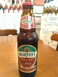 ! I´ve already drank this beer ! [Murphy's Irish Red Beer  - Irish Red Ale - 5.0%abv]