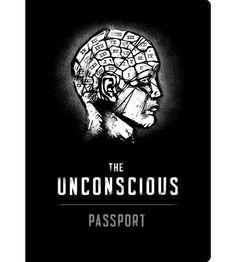 Unconscious Passport Notebook