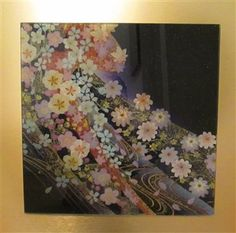 Reception Photos: October 2015 - Beyond Borders: an Exhibition of Fine Art from Canada The Verve, Sakura Cherry Blossom, October 15, Artist Profile, Japanese Artists, Fused Glass, Contemporary Art, Kimono, Nyc