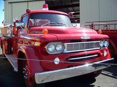 1960 Dodge Van Pelt  Firetruck