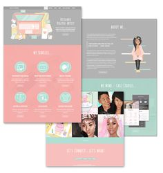 "Check out my @Behance project: ""My personal portfolio website design & development"" https://www.behance.net/gallery/54679701/My-personal-portfolio-website-design-development"