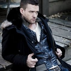 Hot Man, Hot Men, Sexy. Boy. Muscle, Muscles, Muscular. Justin Timberlake. Fashion. Style