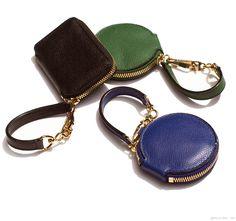Valextra mini wallets