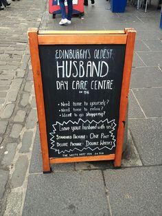 Excellent Pub Sign In Edinburgh | Bored Panda
