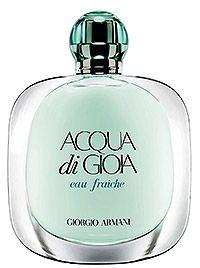 Giorgio Armani ACQUA DI GIOIA EAU FRAÎCHE: Das ganz neue Duft-Erlebnis natürlicher und strahlender Weiblichkeit
