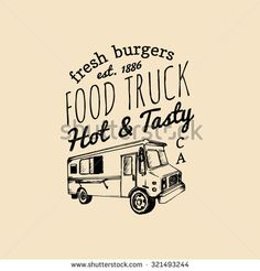 Find Vector Vintage Food Truck Logo Lettering stock images in HD and millions of other royalty-free stock photos, illustrations and vectors in the Shutterstock collection. Thousands of new, high-quality pictures added every day. Food Truck, Garage Logo, Vintage Recipes, Old School, Royalty Free Stock Photos, Lettering, Retro, Logos, Illustrations
