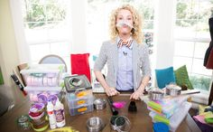 Organizing Your Craftroom With Tracy Metro