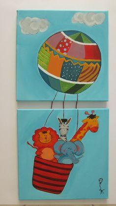 Air ballon buddies!